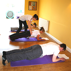 Pilates Classes Devon