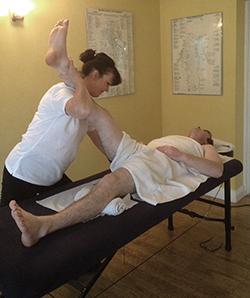 Sports Massage therapy Devon